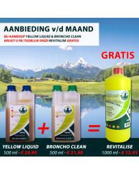 AANBIEDING VAN DE MAAND