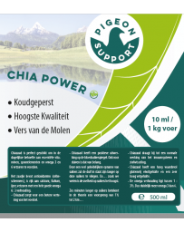 CHIA POWER ÖL